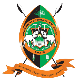 Taita–Taveta County - Image: Coat of Arms of Taita Taveta County