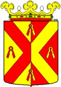 Coat of arms of Gennep.png