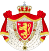 Coat of arms of Queen Sonja of Norway.png