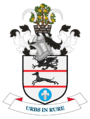 Coat of arms of Solihull Metropolitan Borough Council.png