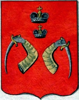 Old Finland - Coat of arms 1788–1811