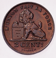 Coin BE 2c Leopold II lion rev FR 27.png