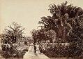 Collectie Nationaal Museum van Wereldculturen TM-60062240 Landweg met vijf vrouwen Jamaica fotograaf niet bekend.jpg