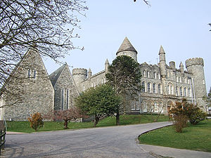 Saint Eunan's College - View of the College