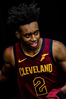 Collin Sexton American professional basketball player