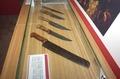 Coltello da carne (Serie di 5) - Musei del cibo - salame - 082.tif