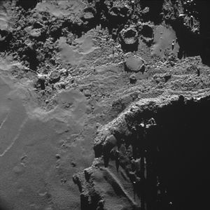 Comet 67P on 18 October 2014a NavCam D.jpg