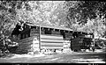 Comfort station, Building 128, Grotto Campground. ; ZION Museum and Archives Image 003 06B007 ; ZION 7335 (cf383f9e49b542a3b230cfccdef135f3).jpg