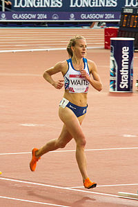 Lennie Waite commonwealth games