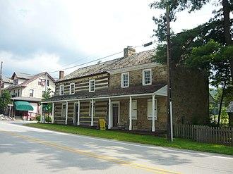 Compass Inn - Compass Inn, August 2011