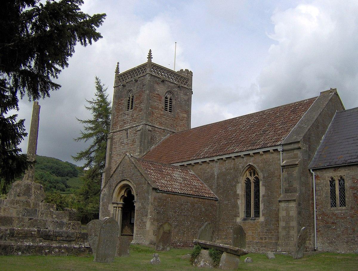 St Andrew S Church Compton Bishop Wikipedia