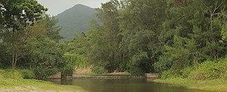 Côn Đảo - Image: Con Dao park dam