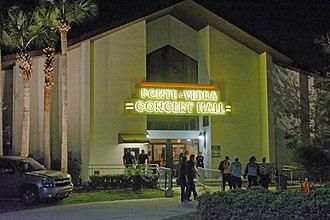 Ponte Vedra Beach, Florida - Ponte Vedra Concert Hall
