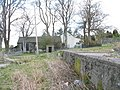 Concrete building base and fire point by Cae'r-mynydd cottage - geograph.org.uk - 435830.jpg