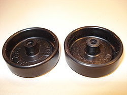 Car Top View >> How To Build a Pinewood Derby Car/Wheels - Wikibooks, open books for an open world