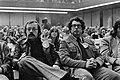 Congres PvdA over vrede en veiligheid in RAI Relus ter Beek (l) en Ed van Thijn, Bestanddeelnr 927-8633.jpg