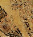 Convent de sant Doménec de València, plànol del Tosca (1704).jpg