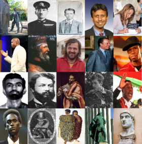 قائمة أشخاص اعتنقوا المسيحية ويكيبيديا