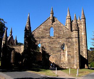 Tasmanian Gothic