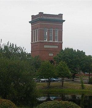 Plymouth Cordage Company - Cordage Company Tower