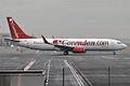 Corendon Airlines, TC-TJM, Boeing 737-8Q8 (16455401882).jpg