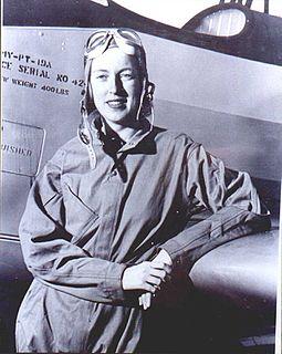 Cornelia Fort American aviator
