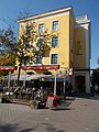 Corner Hotel and Cafe, 2017 Dunaújváros.jpg