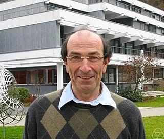 Gérard Cornuéjols French mathematician