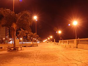 Costanera nocturna