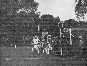 Athletics at the 1900 Summer Olympics – Men's 400 metres - Image: Coubertin Une campagne de vingt et un ans, 1909 (page 162 crop)