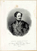 Count Ádám Reviczky royal chief chancelier 1786 1862.jpg