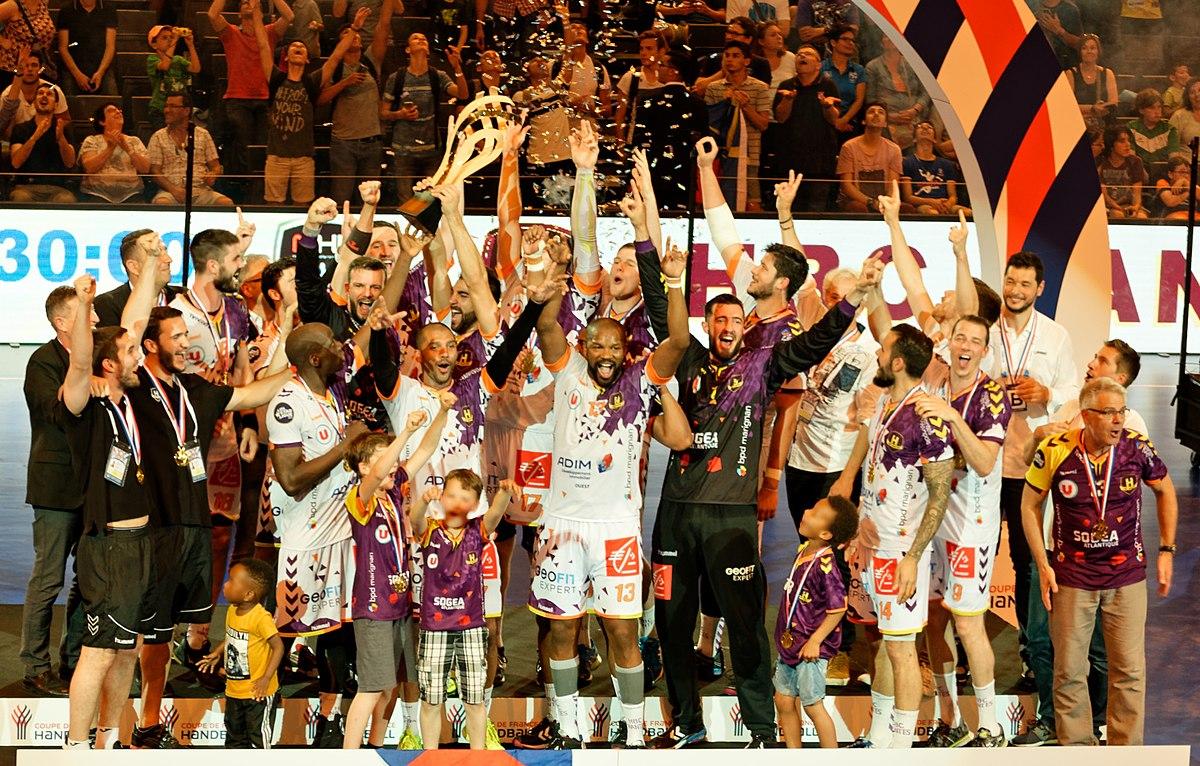 Coupe de france de handball masculin 2016 2017 wikip dia - Handball coupe de france ...
