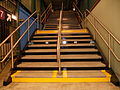 Court Square Subway Staircase P2A and P2B (6893674350).jpg