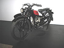Coventry Eagle 175 cc uit 1930