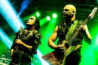Cradle of Filth English metal band