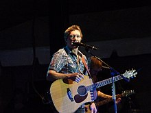 Craig Morgan performing in Florida in 2011