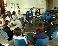 Creative writing class-fine arts center (402690951).jpg