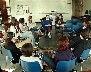 Creative writing class-fine arts center (40269...