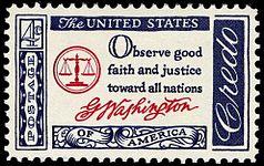 Credo G Washington