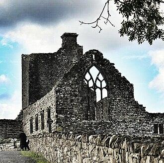 Creevelea Abbey - Image: Creevelea Abbey, County Leitrim
