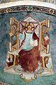Cristo benedicente in trono con gli evangelisti, xiv secolo 02.jpg
