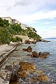 Croatia-01151 - Coastline near Trogir (9549247080).jpg