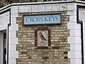 Cross Keys signs - geograph.org.uk - 741274.jpg