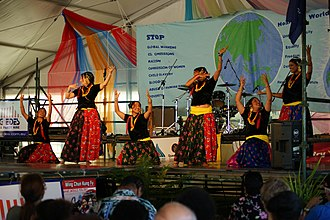 Townsville - Cultural Fest in the Strand