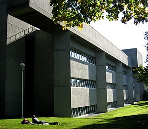 University of Victoria - The Cunningham Building houses the Department of Biology as well as the Centre for Forest Biology.
