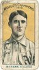Cy Morgan, Philadelphia Athletics, baseball card portrait LCCN2007683825.tif