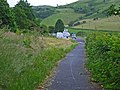 Cycle path in the Dovey valley - geograph.org.uk - 190884.jpg