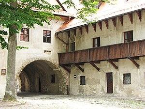 Camaldolese - Former Camaldolese monastery in Červený Kláštor in Slovakia