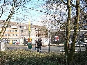 Düsseldorf-Flehe - Image: Düsseldorf, Aachener Platz 2