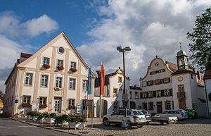 Allersberg - City Hall of Allersberg